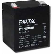 Аккумулятор 4,5 А/ч 12V