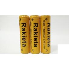 Аккумулятор Rakieta 18650 LI-ION 12000mAh 3.7V