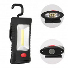 Светодиодный фонарик на магните