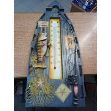 Термометр настенный спиннинг басс