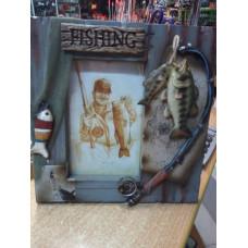 Фоторамка Fishing нахлыст