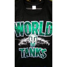 "Футболка ""WORLD of TANKS"" р. 52"