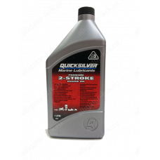 Масло Quicksilver Premium 2-stroke Outboard Oil 1L