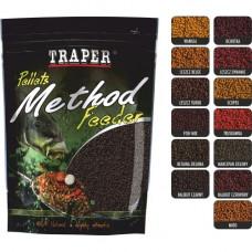 Пеллетс Traper Method Feeder Ø2мм 500г-Aroma Vanilla