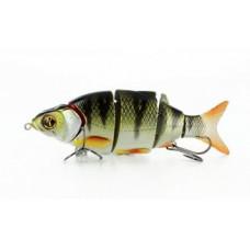 ВОБЛЕР IZUMI SHAD ALIVE 5 SECTION WHITE FISH 105ММ 22,5Г SLOW SINKING ЦВ. 14