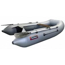 Надувная лодка из ПВХ Хантер 240