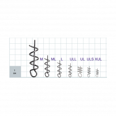 Застежки Gurza-HELIX SNAP SN-1401 № L (10шт/уп)