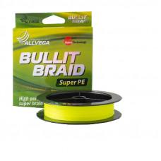 Плетёнка Bullit Braid 0,1 135м 5.5 жёлтая