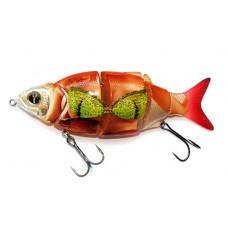 ВОБЛЕР IZUMI SHAD ALIVE 5 SECTION WHITE FISH 105ММ 22,5Г SLOW SINKING ЦВ. 30