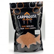 Прикормка Carp House Метод микс Fruit mix ( слива&клубника) 1кг