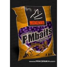 Бойлы пылящие MINENKO Mulberry 20мм (1кг) шелковица
