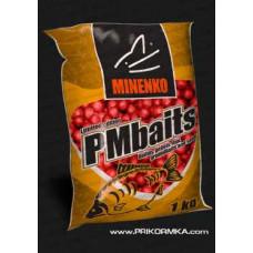 Бойлы пылящие MINENKO Red Spice 20мм (1кг) красные специи