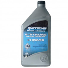 Добавка Quicksilver 4-Stroke Marine 10W-30 1 л