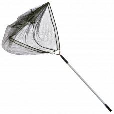 Карповый подсак 90см складной треугольный