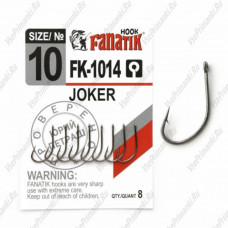 Крючок Fanatik FK 1014 №10