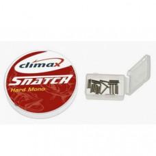 Climax Snatch Hard Mono 10m 20lb 9,1kg (с обжимн.трубками)