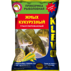 Klevo Жмых кукурузный гранулированный 0,9кг
