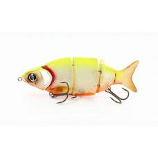 ВОБЛЕР IZUMI SHAD ALIVE 5 SECTION WHITE FISH 105ММ 22,5Г SLOW SINKING ЦВ. 4