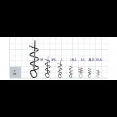 Застежки Gurza-HELIX SNAP SN-1401 № ML (10шт/уп)