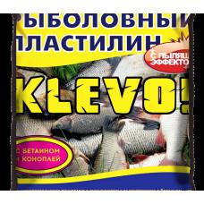 Рыболовный пластилин Klevo 900гр Клубника