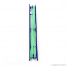 Фидергум для карповых и фидерных снастей 5 м, d 0,8, зеленый