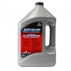 Масло Quicksilver Premium 2-stroke Outboard Oil 4L