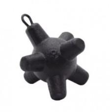 Груз маркерный X-FEEDER BOMB 030 г (Matt Black)