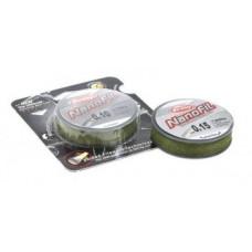 Леска монофильная Berkley NanoFil Lo-Vis Green 125m 0,06мм (зеленая) 3,357кг