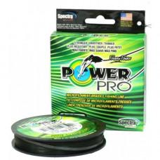 Плетёнка Power Pro 0,13 135м 8кг Moss Green зелёная