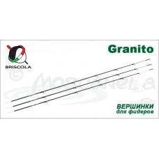 Вершинка для фидеров Briscola Grantino 84гр (3Oz) 3,0мм стекло