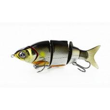 ВОБЛЕР IZUMI SHAD ALIVE 5 SECTION WHITE FISH 105ММ 22,5Г SLOW SINKING ЦВ. 5