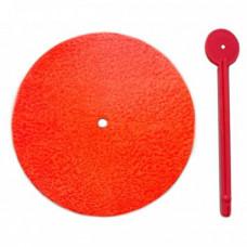 Кружок неоснащённый пенопласт 12см