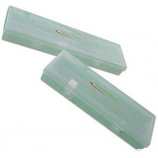 Коробка для поплавков 34см-8см-3,5см