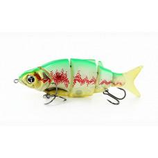 ВОБЛЕР IZUMI SHAD ALIVE 5 SECTION WHITE FISH 105ММ 22,5Г SLOW SINKING ЦВ. 28