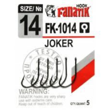 Крючок Fanatik FK 1014 №14