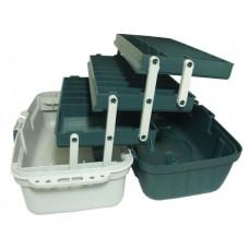Ящик рыболова Тип 3 (3 подъемные полки) 470х210х230мм
