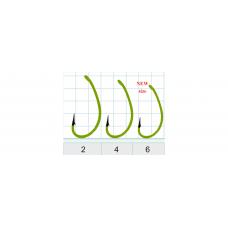 Крючки Gurza YAMATO C RING (CAMOU)KE-5003 №2 (5шт/уп)