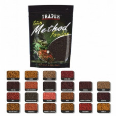 Пеллетс Traper Method Feeder Ø2мм 500г-Aroma Strawberry