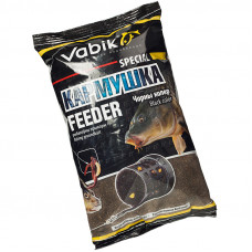 Прикормка Vabik Special Feeder Black 1кг