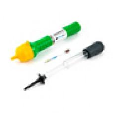 Ареометр универсальный ТОП АВТО (электролит+ тосол) в пласт. тубе с воронкой
