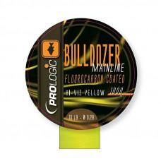 Леска PROLogic Bulldozer FC Coated HI-VIZ Yellow 1000m 10lbs 0.28mm