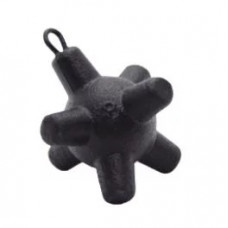 Груз маркерный X-FEEDER BOMB 080 (Matt Black)