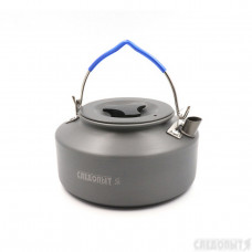 """Чайник костровой мал. """"СЛЕДОПЫТ"""", 1,0 л, с анодир. покрытием"""