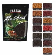 Пеллетс Traper Method Feeder Ø2мм 500г-Aroma Scopex