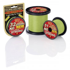 Плетёнка WFT Strong 0,08 150м 10кг Chartreuse