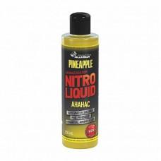 "Ароматизатор жидкий ALLVEGA ""Nitro Liquid Pineapple"" 250 мл (ананас)"