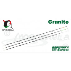 Вершинка для фидеров Briscola Grantino 14гр (1/2Oz) 3,0мм стекло