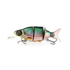 ВОБЛЕР IZUMI SHAD ALIVE WITH LIP 5 SECTION WHITE FISH 105 MD 105ММ 22,7Г SUSPENDING ЦВ. 6