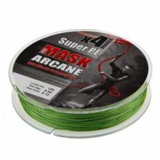 Плетёнка Akkoi Mask Arcane 0,08 150м 2,73кг зелёная