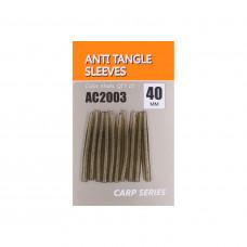Резинка ORANGE для вертлюга Anti tangle sleeves, 40 мм., в уп. 10 шт.